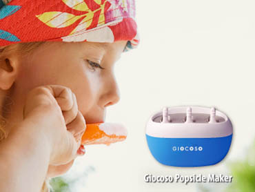 Giocoso Popsicle Maker